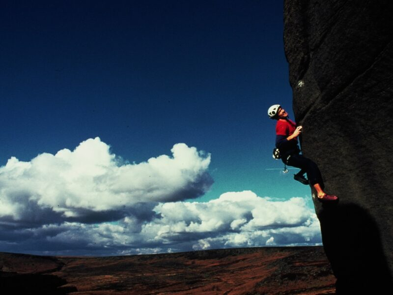 UK's Iron Man   Interview With Neil Bentley and His Climbing Life