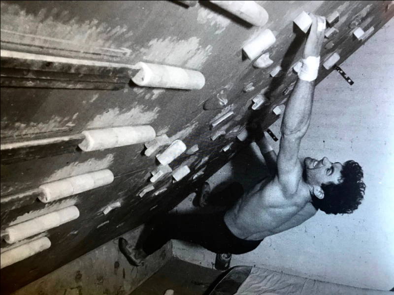 Mr. Mastermind   Interview With Legendary Climber Jerry Moffat